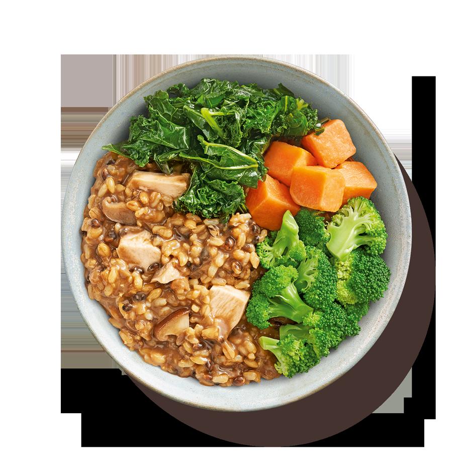 Wellness-Bowl-MushroomRisotto